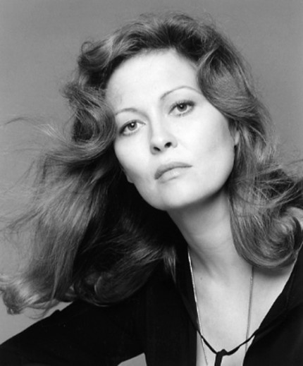 """Faye Dunaway, 1977"" Hollywood Women Portfolio, 20 x 24 inches, Individual Price: $1,250, Portfolio of ten portraits: $4,950"