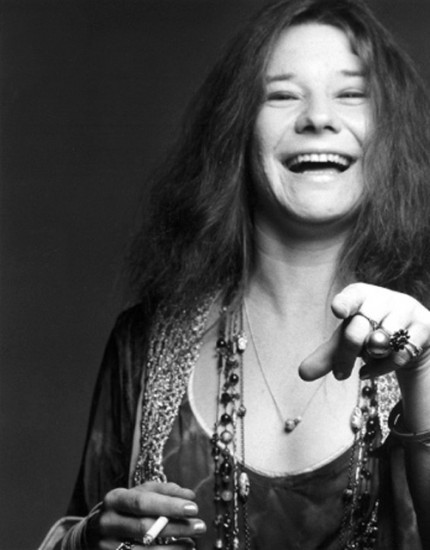 """Janis Joplin, 1969"" Song Portfolio, 20 x 24 inches, Individual Price: $1,475, Portfolio of ten portraits: $4,950"