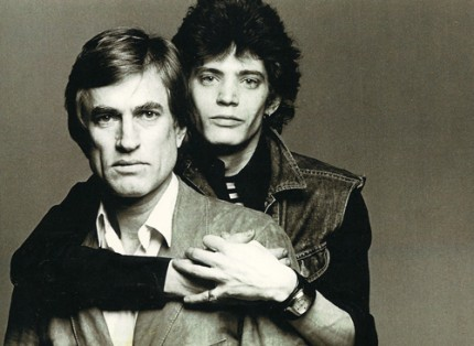 Samuel Wagstaff and Robert Mapplethorpe 1974, Sean Byrne Collection