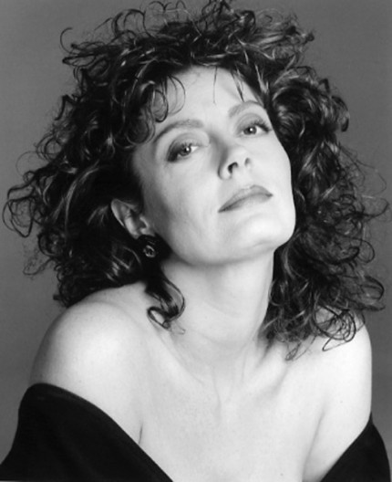 """Susan Sarandon, 1989"" Hollywood Women Portfolio, 20 x 24 inches, Individual Price: $1,250, Portfolio of ten portraits: $4,950"