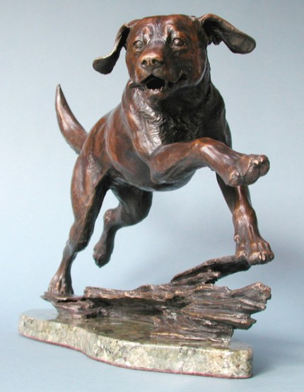"""Napoleon Maquette"" Bronze, Edition of 25, 18 x 12 x 6 inches, Signed"