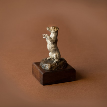 """Jack Russell"" Bronze"