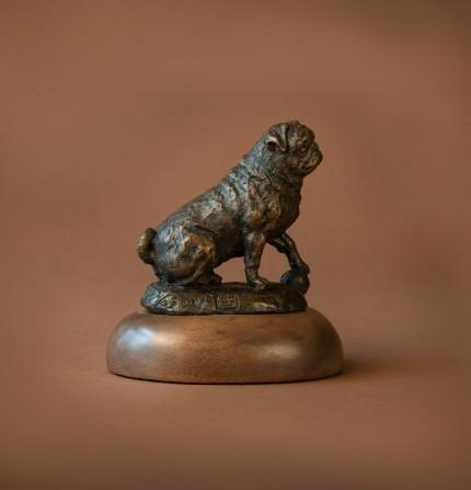 """""""Pug"""" Bronze"""