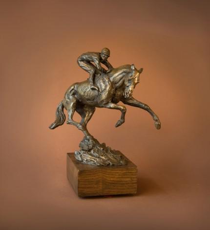"""Steeplechase"" Bronze"