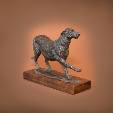 """""""Wolfhound"""" Bronze"""