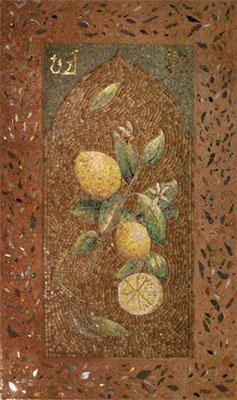 """Lemons"" 135 x 82 cm (60 x 32 inches)"