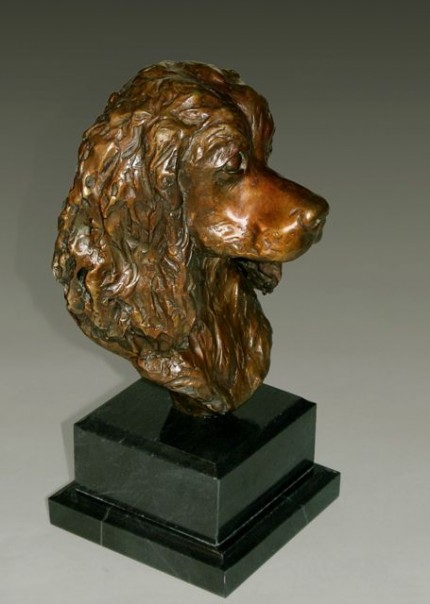 """""""Jessy Sits"""" Bronze, 2 A/P, Edition of 12, 14 x 6 x 6 inches"""