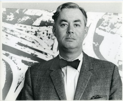 Daniel Patrick Moynihan at Harvard, 1967