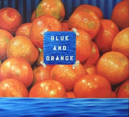 """Blue and Orange"" The Still Life Series"