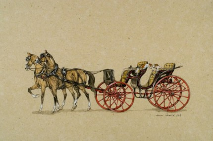 """Carriage Horse V"""