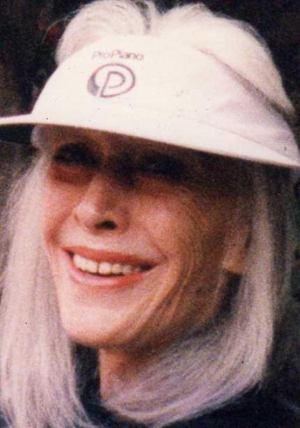 Bridget Bate Tichenor, Photographed by Milou de Montferrier, San Miguel de Allende, 1990 - the year of her death. Milou's mother Florence was also BBT's dear friend.