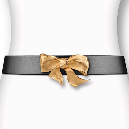 Lady Bow - Gold