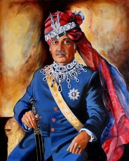 """H.H. The Maharaja of Jodhpur"" 2008"