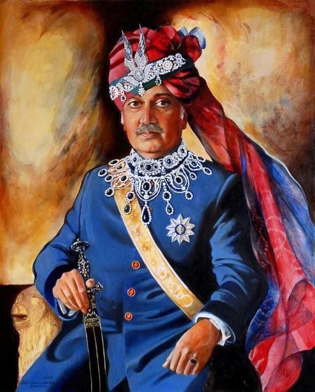 """""""H.H. The Maharaja of Jodhpur"""" 2008"""