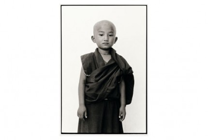 """Tenzin Drakpa"" Gelatin silver print, Edition of 25, Paper size: 50 x 60 cms, Also available in 40 x 50 cms & 76 x 100 cms"