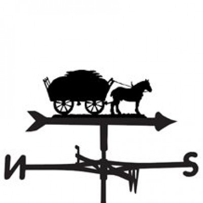Hay Time Weathervane