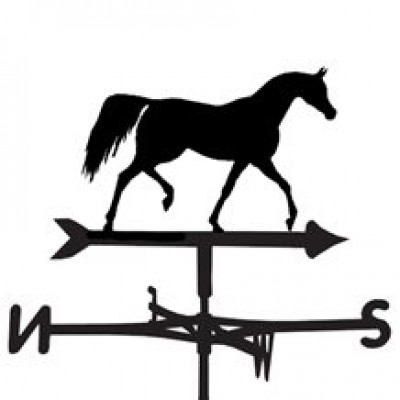 Arab Horse Weathervane