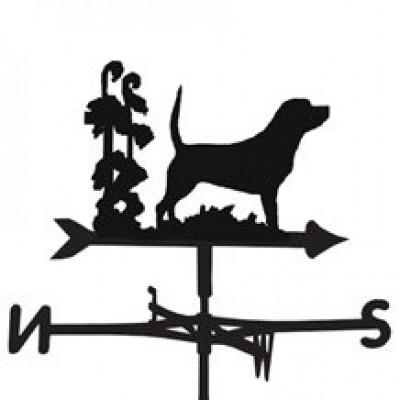 Beagle Weathervane