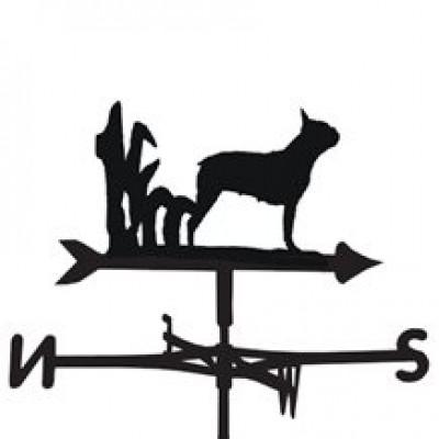 Boston Terrier Weathervane