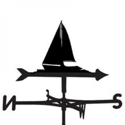 Cruising Yacht Sailing Weathervane