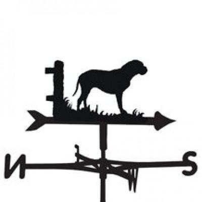 Dogue de Bourdeaux Weathervane