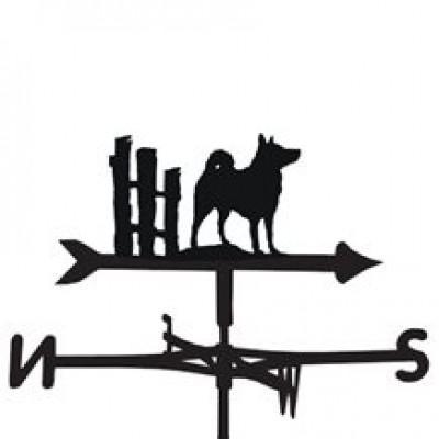 Elkhound Weathervane