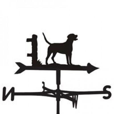 Foxhound Weathervane