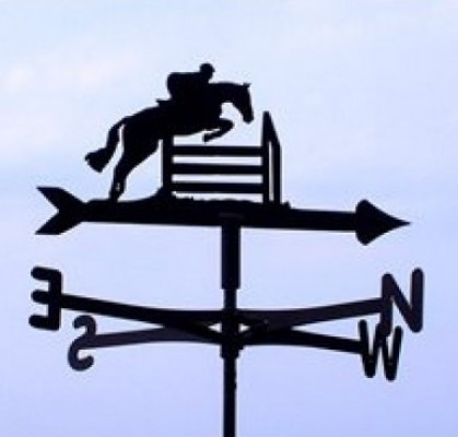 Jumping Weathervane