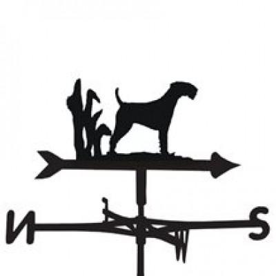 Lakeland Terrier Weathervane