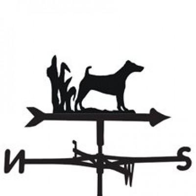 Smooth Fox Terrier Weathervane