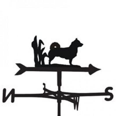Valhund Weathervane