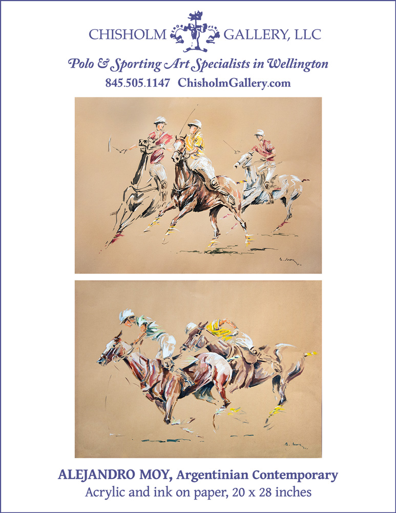 chisholm gallery press archives for polo art sporting art and
