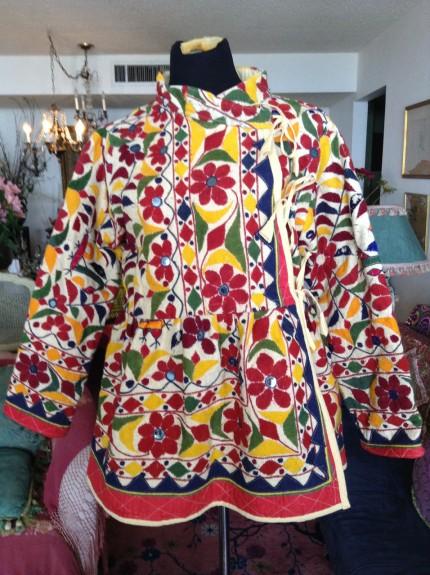 Indian Parade Jacket 1
