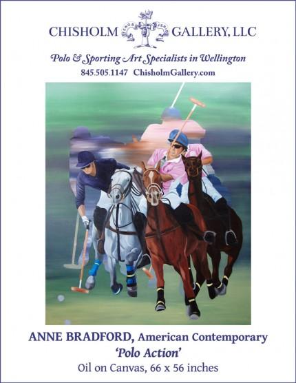 "Anne Bradford ""Polo Action"""