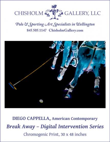 "Diego Cappella ""Break Away - Digital Intervention Series"""