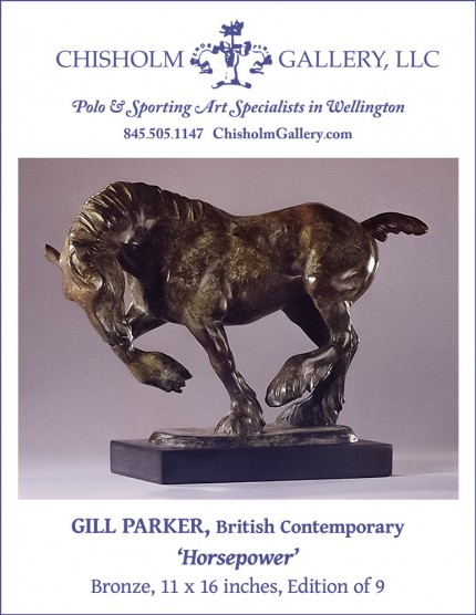 """Gill Parker """"Horsepower"""""""