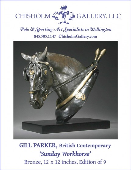 "Gill Parker ""Sunday Workhorse"""