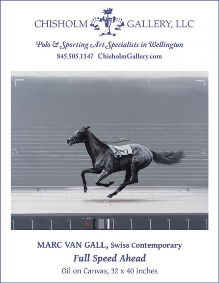 "Marc Van Gall ""Full Speed Ahead"""