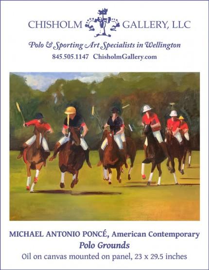 "Michael Antonio Poncé ""Polo Grounds"""