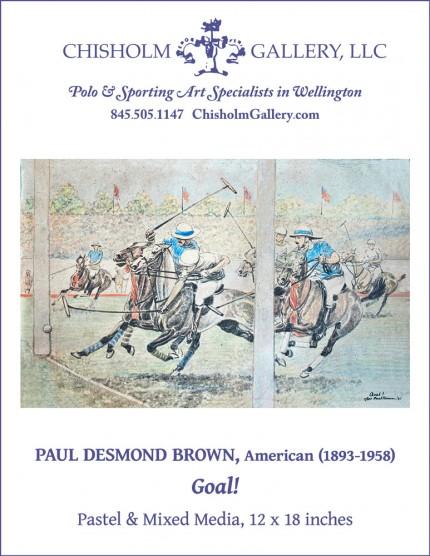 """Paul Desmond Brown """"Goal!"""""""