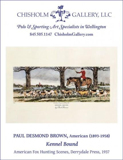 """Paul Desmond Brown """"Kennel Bound"""""""