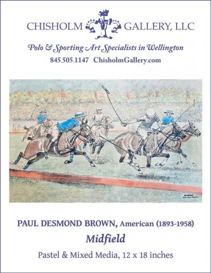 "Paul Desmond Brown ""Midfield"""