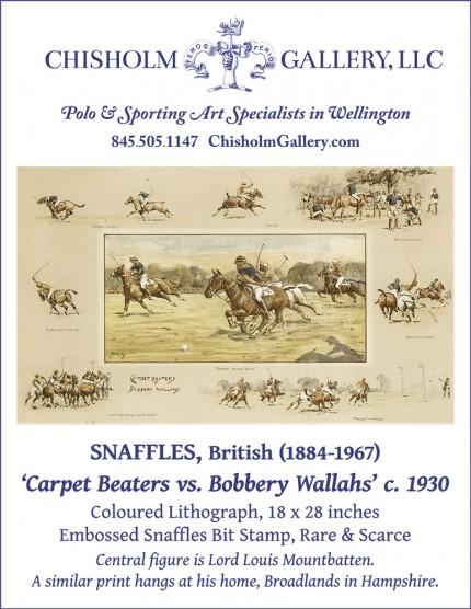 """Snaffles """"Carpet Beaters vs. Bobbery Wallahs"""""""