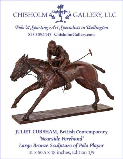 "Juliet Cursham ""Nearside Forehand"""