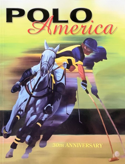 Anne Bradford-Polo America-30th Anniversary-Cover