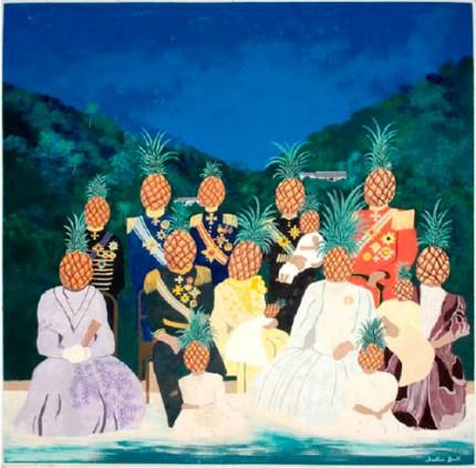 Pineapple Head Royal Family