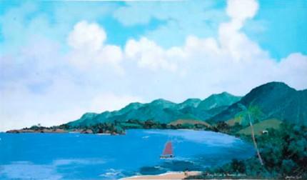 Seascape - Queen Victoria Mosquito Cove
