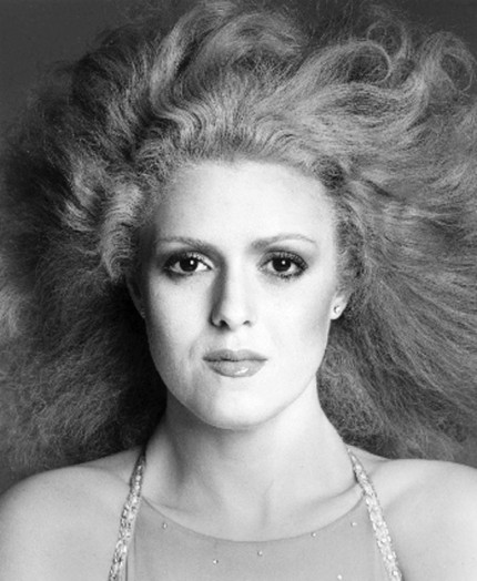 """""""Bernadette Peters, 1977"""" Song Portfolio, 20 x 24 inches 