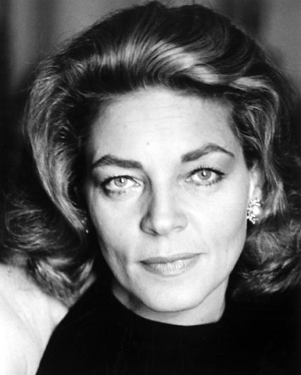 """""""Lauren Bacall, 1966"""" Hollywood Women Portfolio, 20 x 24 inches 