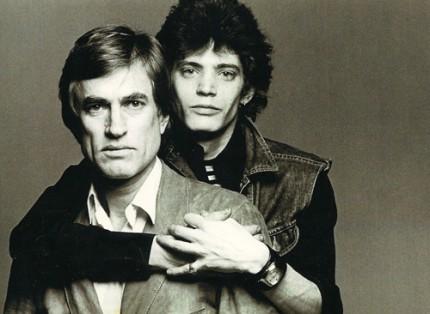 """Samuel Wagstaff and Robert Mapplethorpe, 1974"" Sean Byrne Collection"